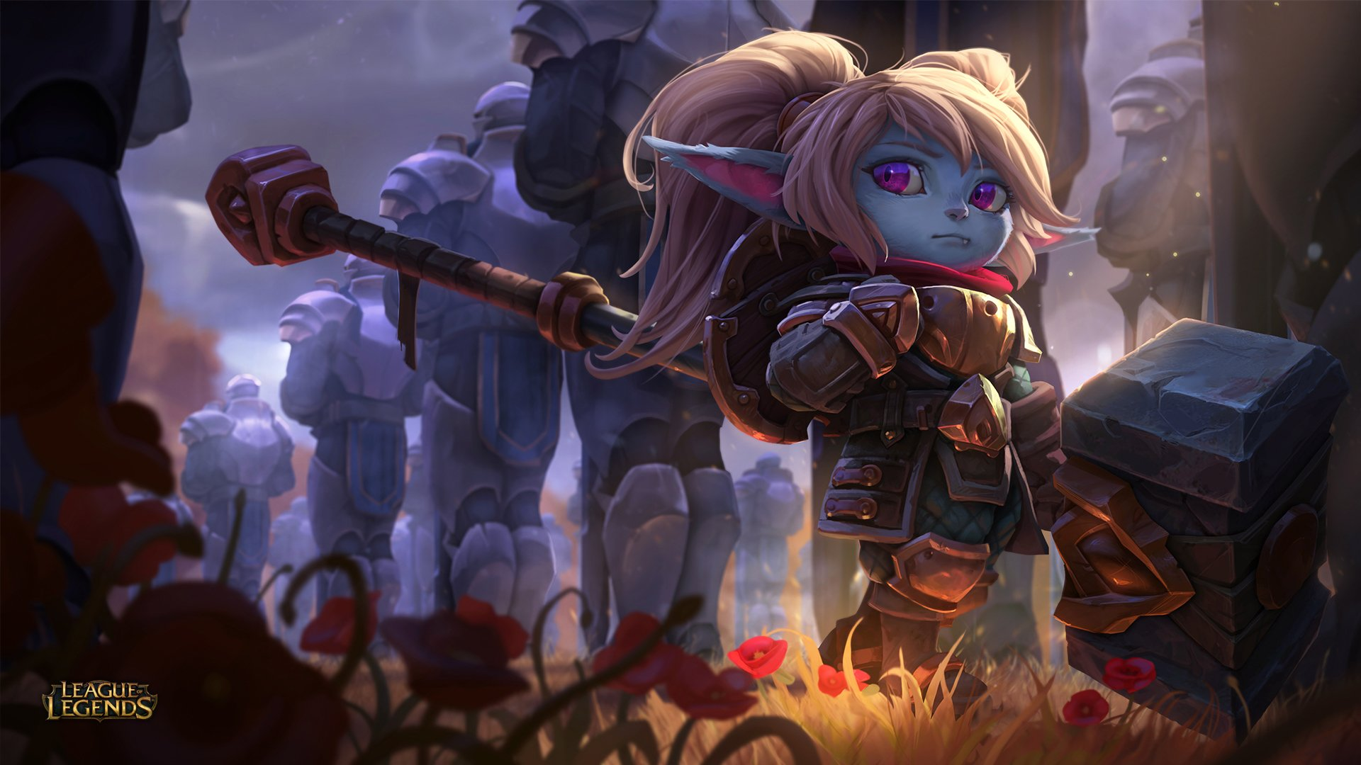 55 Poppy League Of Legends Hd Wallpapers Background Images