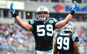10 Luke Kuechly HD Wallpapers