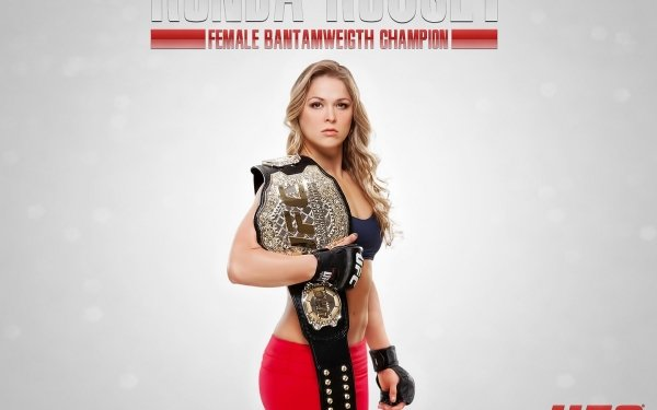 Sports Ronda Rousey Mixed Martial Arts HD Wallpaper | Background Image