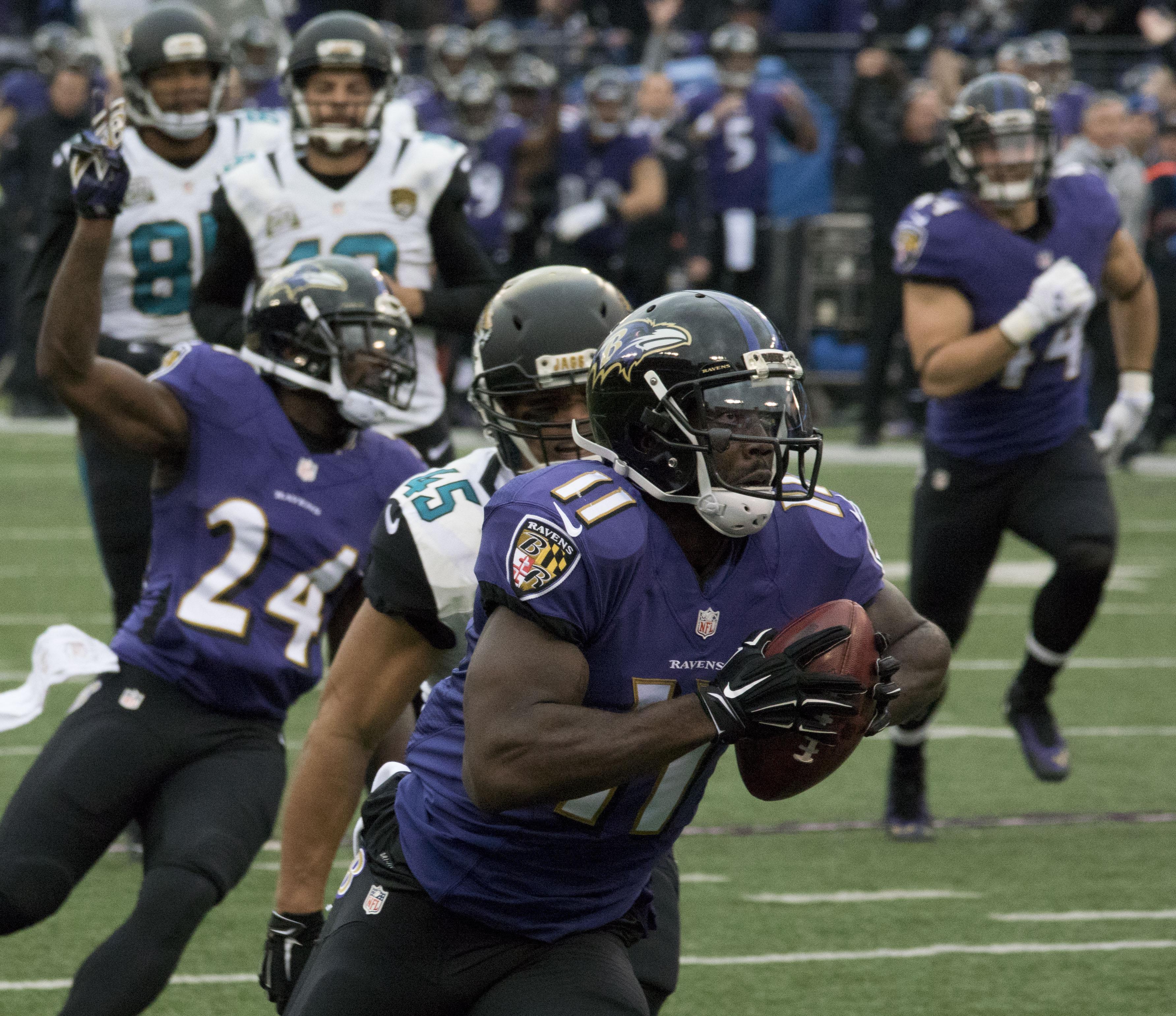 Baltimore Wallpaper: Baltimore Ravens Full HD Wallpaper And Background Image