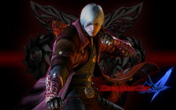 38 devil may cry 4 hd wallpapers background images wallpaper abyss devil may cry nero video game hd wallpaper background image id664482 voltagebd Images