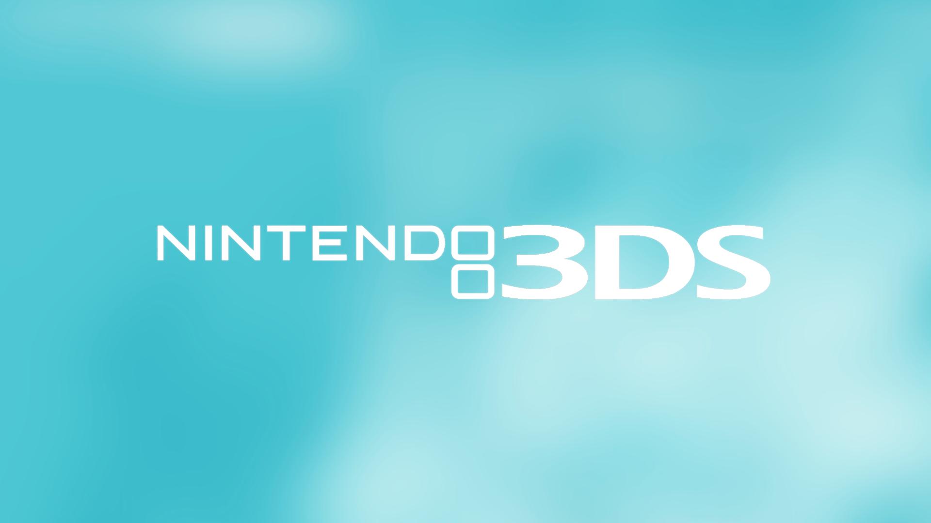 Nintendo 3ds Fond Décran Hd Arrière Plan 1920x1080 Id665084