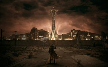 160 Fallout New Vegas HD Wallpapers