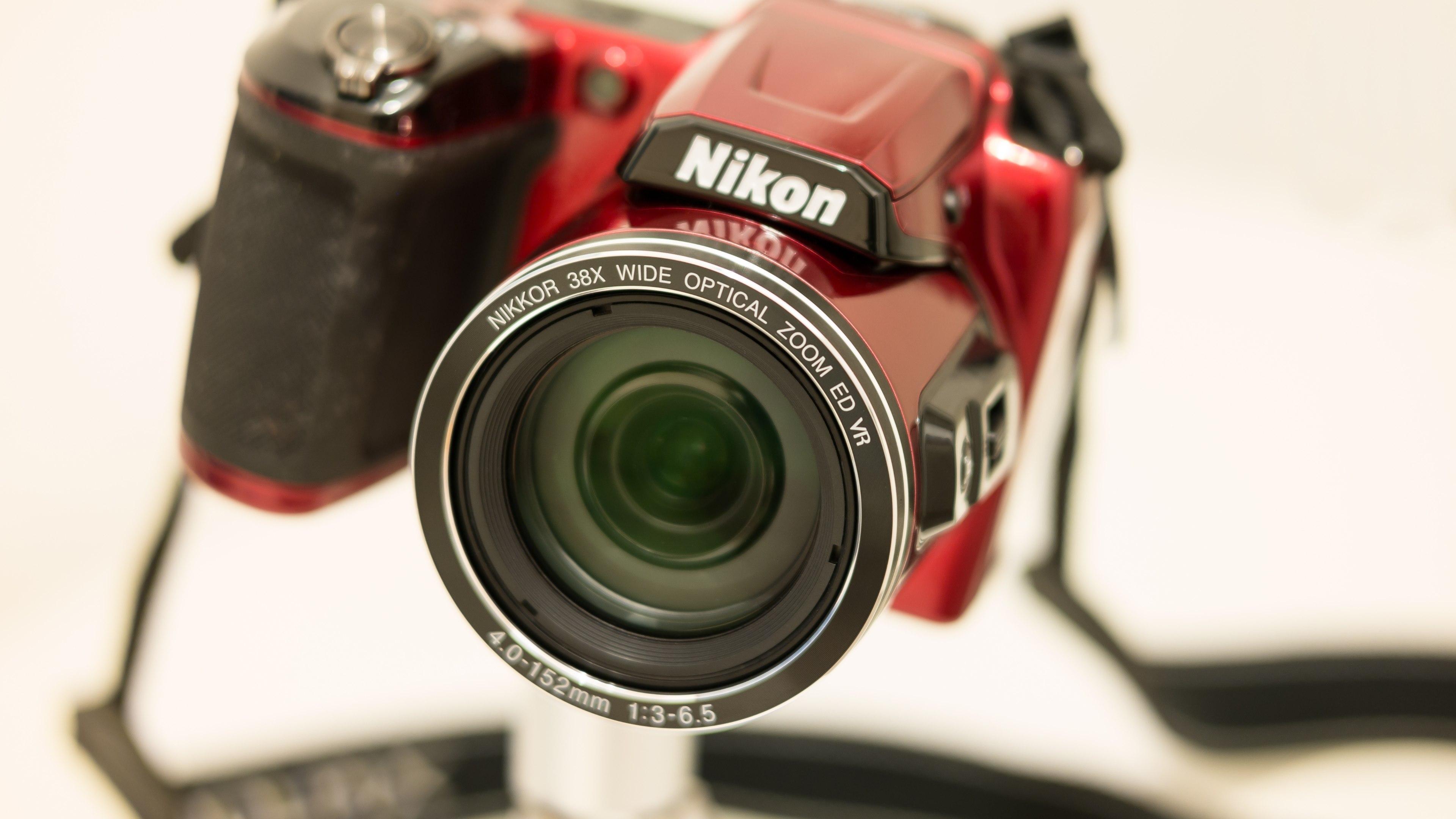 Nikon Camera with Nikk...
