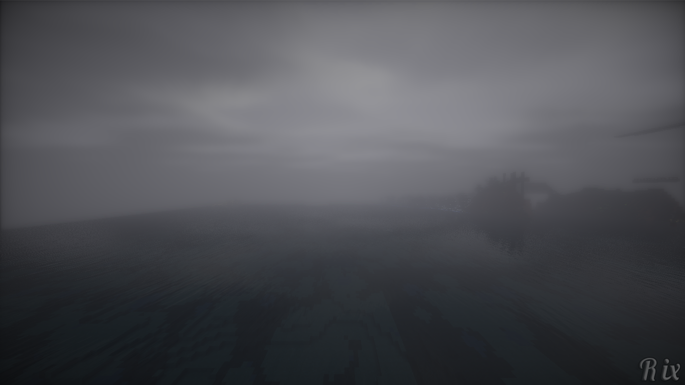 Sea At Fog Wallpaper And Background Image