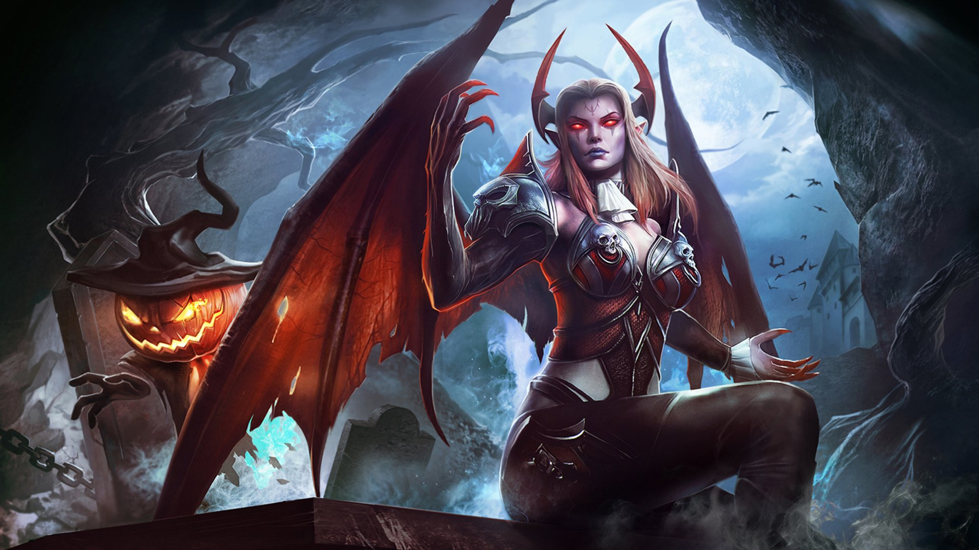 19 Succubus Hd Wallpapers Background Images Wallpaper Abyss