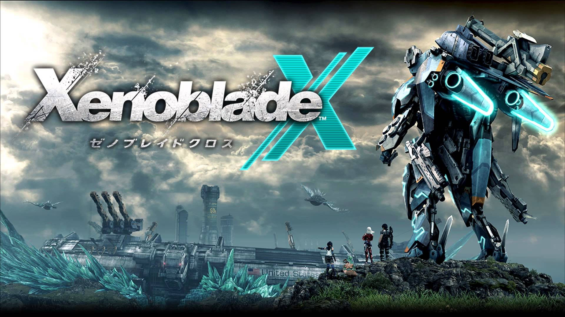 Xenoblade Chronicles X Hd Wallpaper Background Image 1920x1080