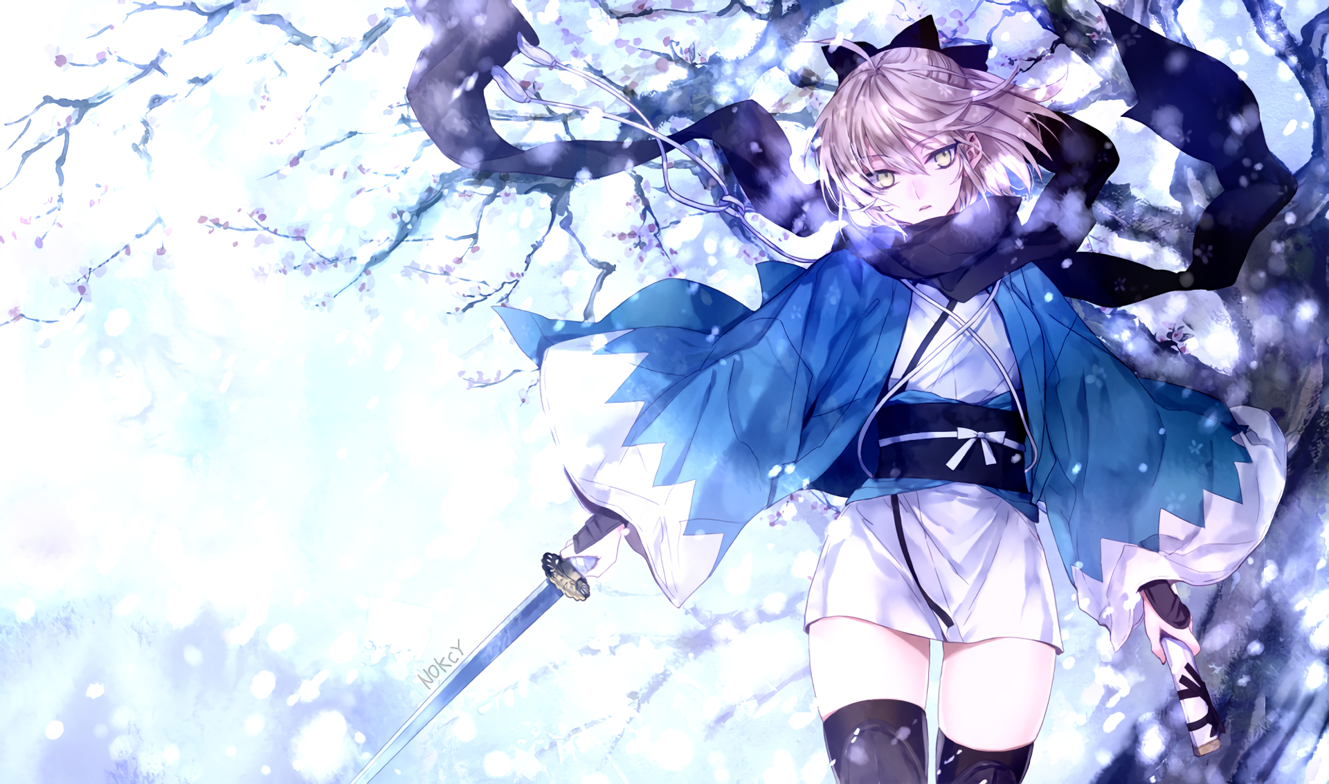 Anime - Fate/Grand Order  Saber (Fate Series) Wallpaper