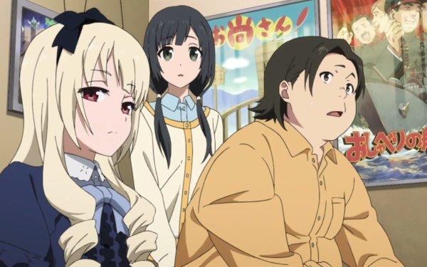 Anime Shirobako HD Wallpaper   Background Image