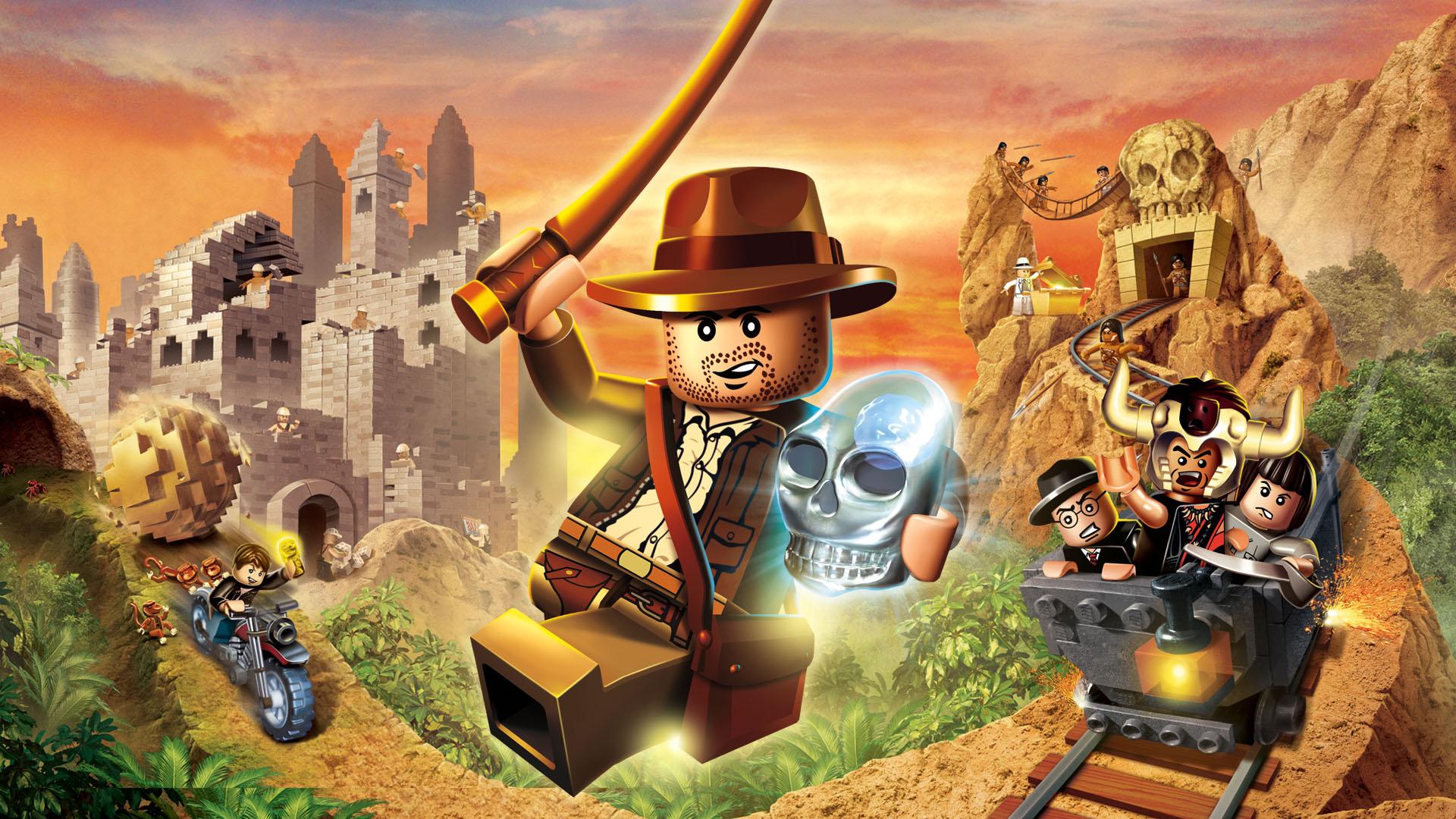 1 Lego Indiana Jones 2 The Adventure Continues Hd