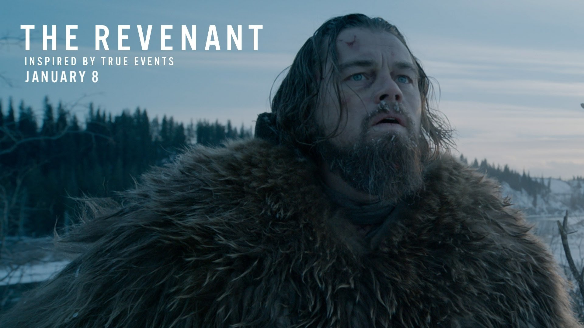 The Revenant Palkinnot
