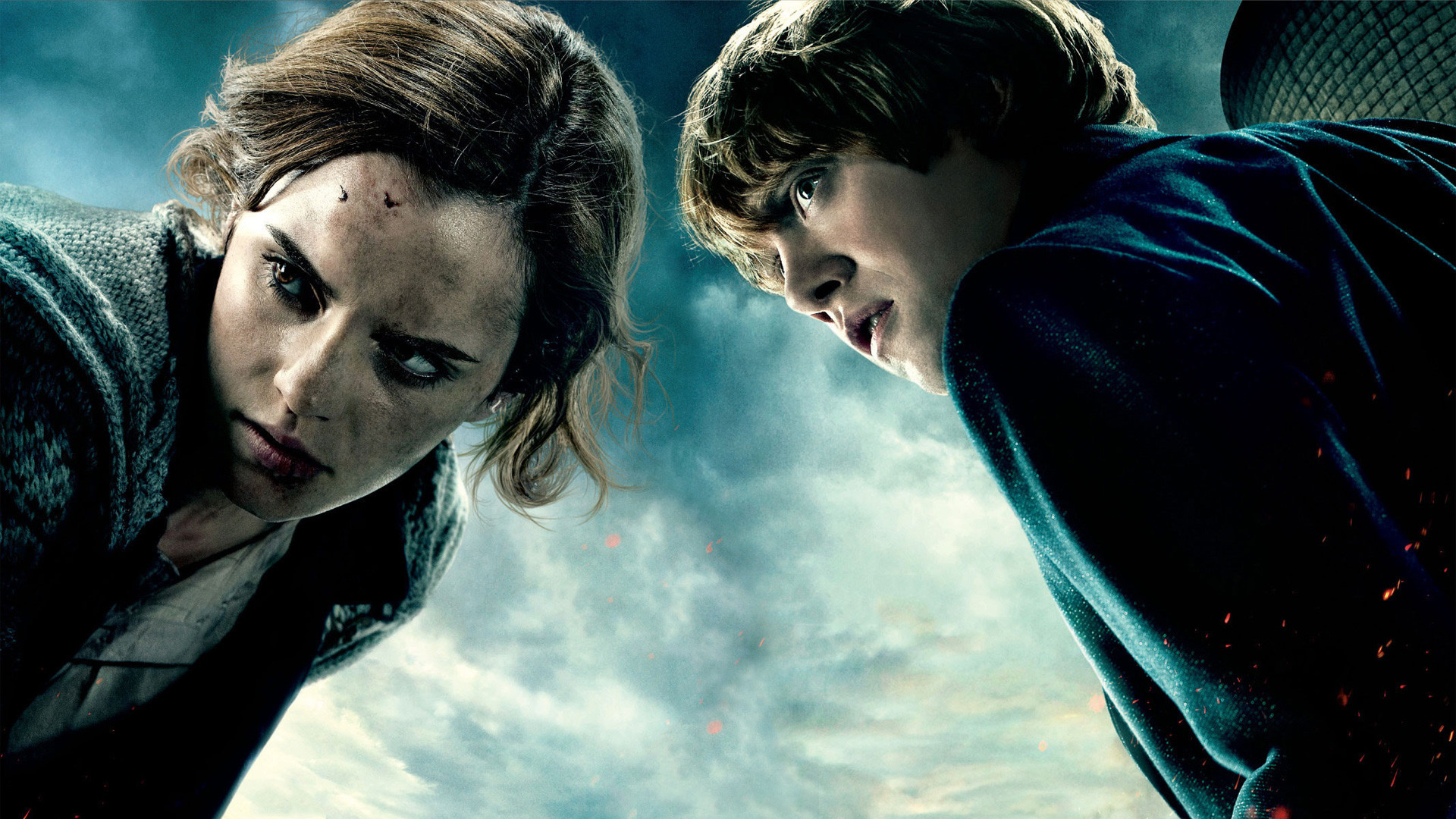 Harry Potter And The Deathly Hallows: Part 1 Full HD