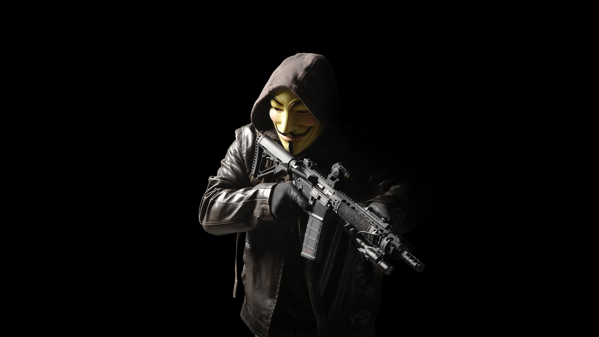 Anonymous 4k Ultra HD Papel De Parede And Background Image
