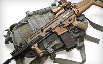 6 Fn Scar Hd Wallpapers Background Images Wallpaper Abyss