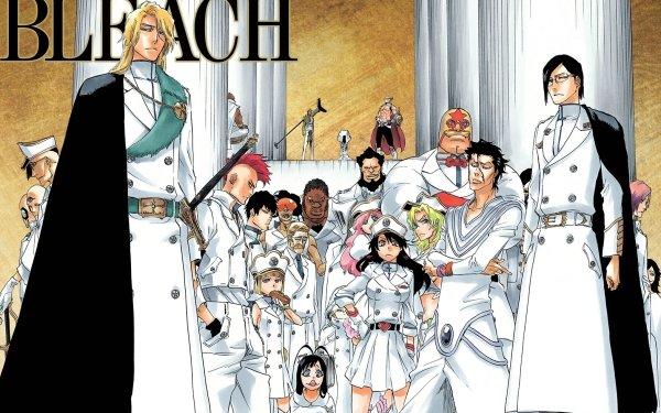 Anime One Piece Bleach Uryu Ishida Jugram Haschwalth HD Wallpaper | Background Image
