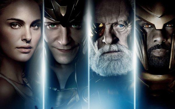 Movie Thor Tom Hiddleston Loki HD Wallpaper | Background Image