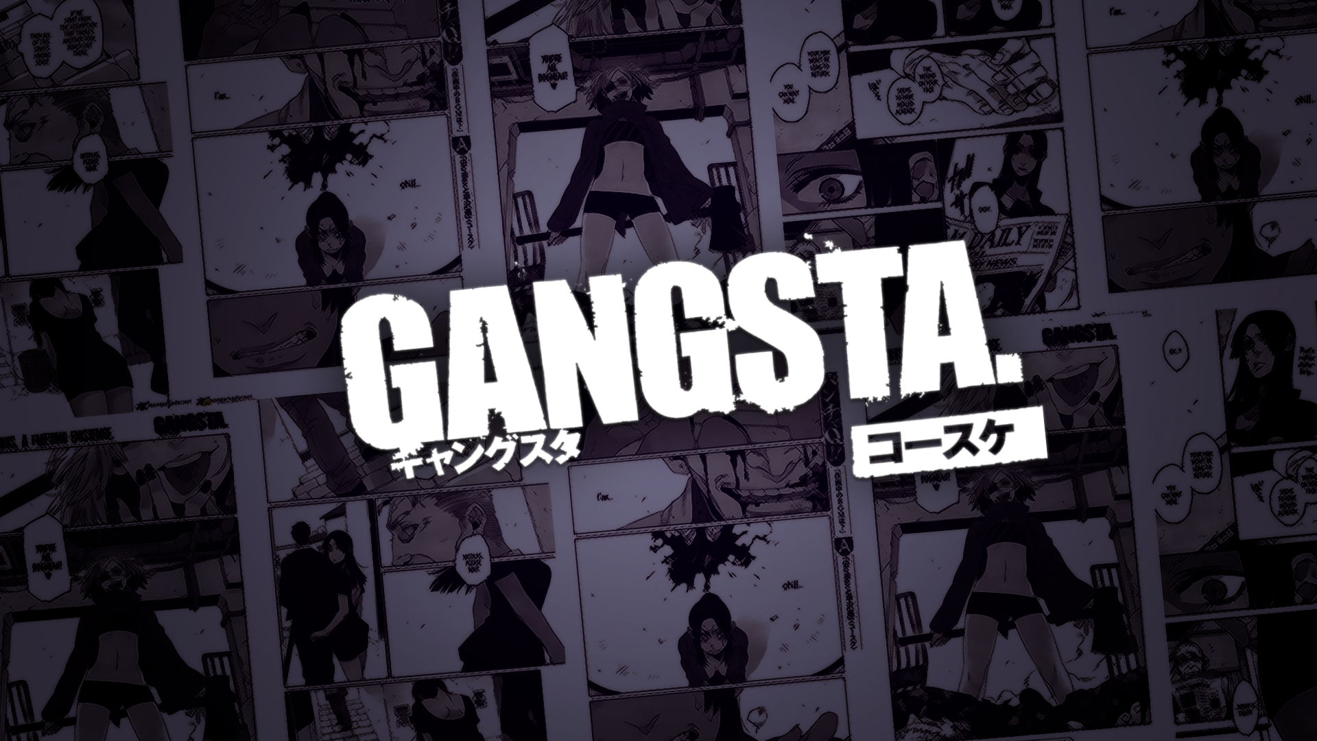 Photo collection gangsta wallpapers for desktop anime gangster wallpapers 4usky voltagebd Gallery