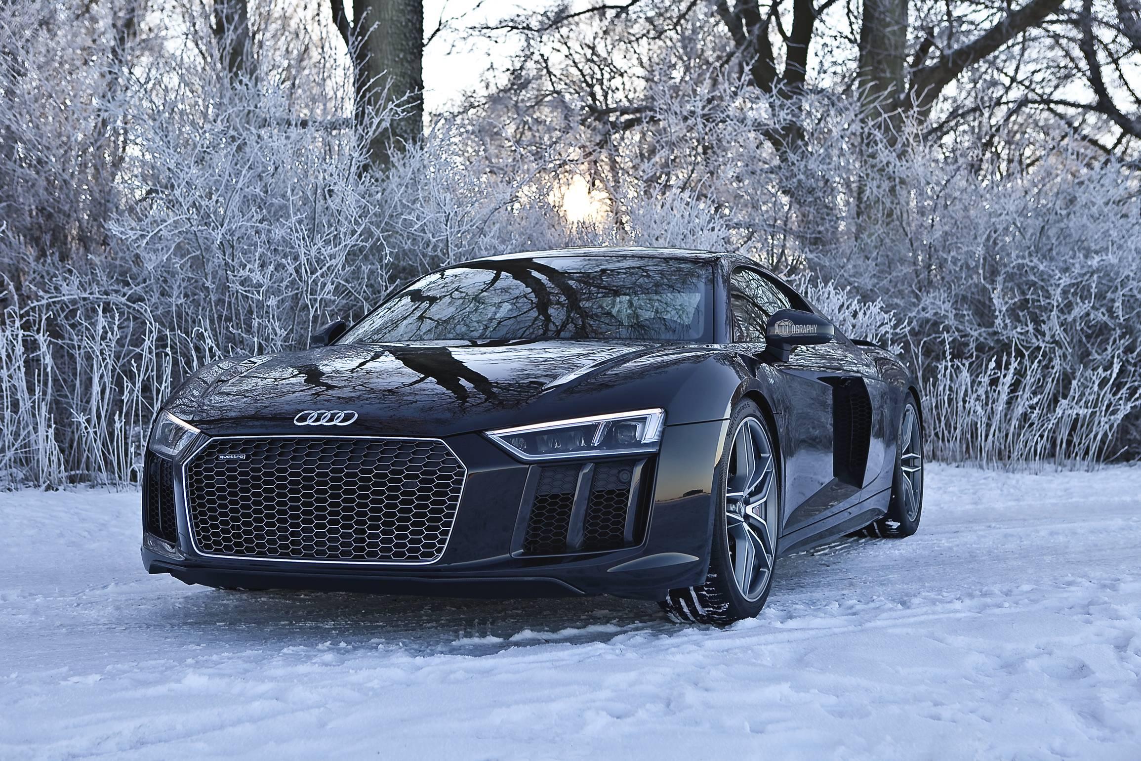 Audi R8 V10 Plus 2016 Full Hd Fond D 233 Cran And Arri 232 Re