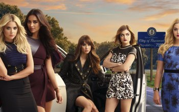 pretty little liars wallpaper  24 Pretty Little Liars HD Wallpapers | Background Images - Wallpaper ...