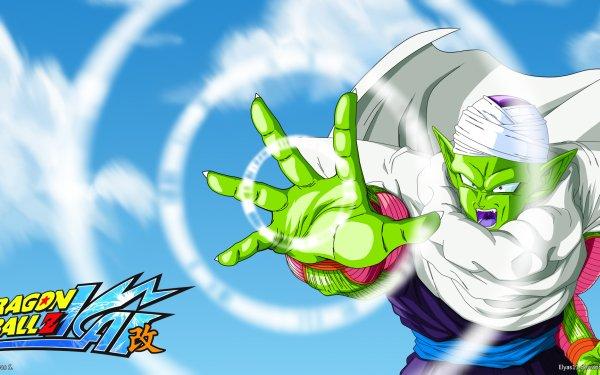 Anime Dragon Ball Z Kai Dragon Ball Piccolo Fond d'écran HD | Arrière-Plan