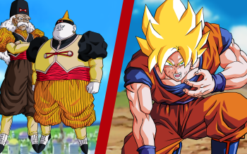 2 Android 19 Dragon Ball Hd Wallpapers Background Images