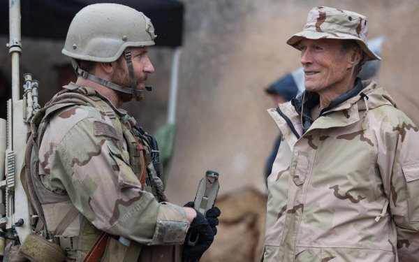 Movie American Sniper Clint Eastwood HD Wallpaper   Background Image