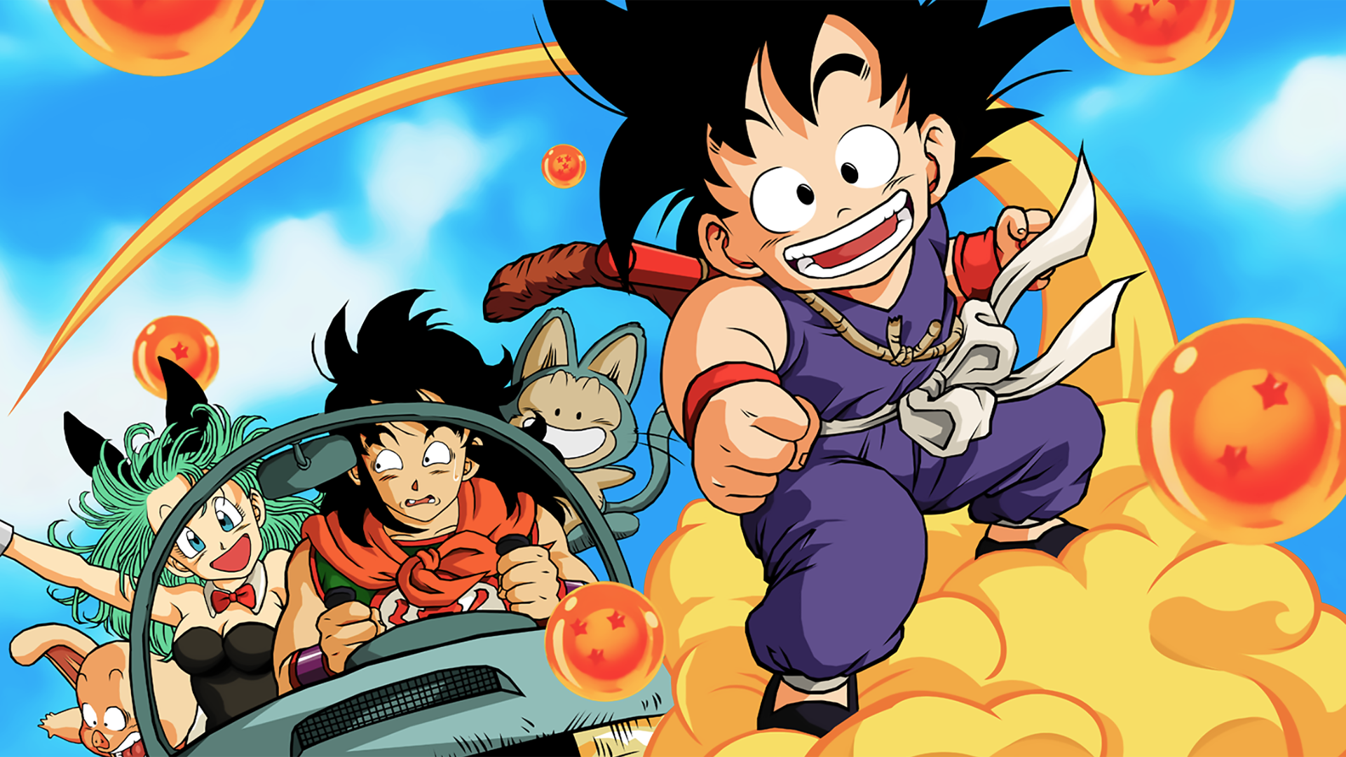 Fondos De Pantalla De Dragon Ball: Dragon Ball Adventure Fondo De Pantalla HD