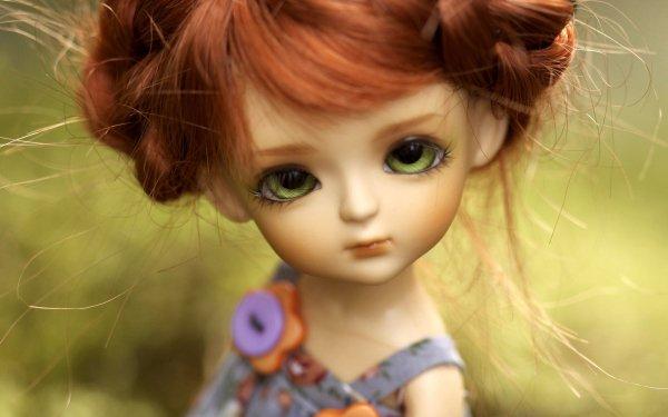 Man Made Doll Toy Bokeh HD Wallpaper | Background Image