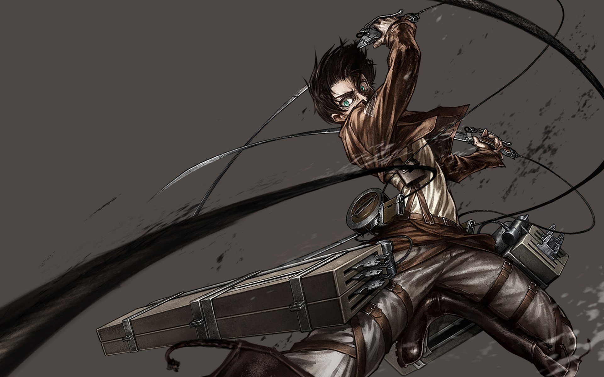 Attack On Titan HD Wallpaper | Background Image ...
