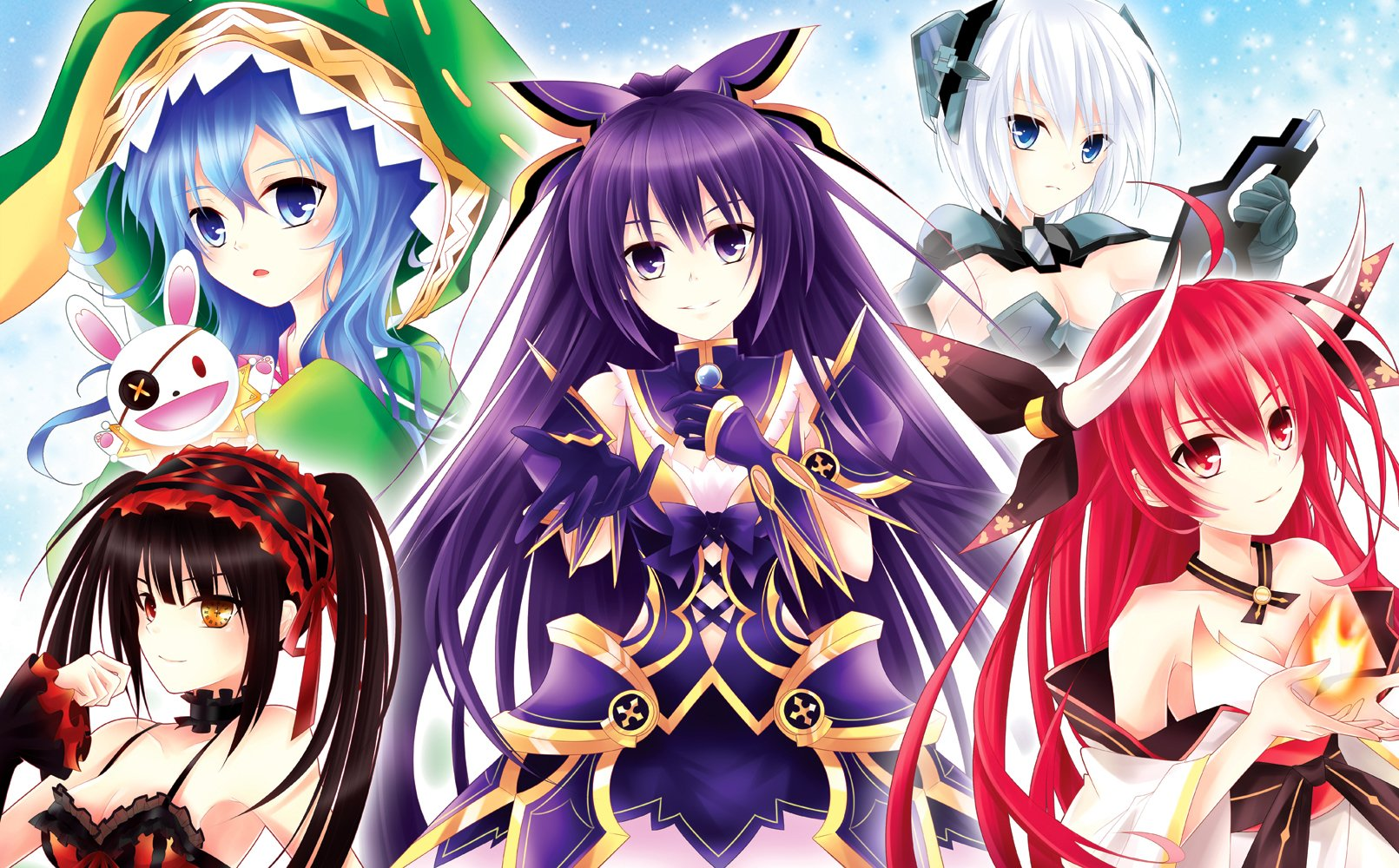 158 Date A Live Hd Wallpapers Background Images Wallpaper Abyss