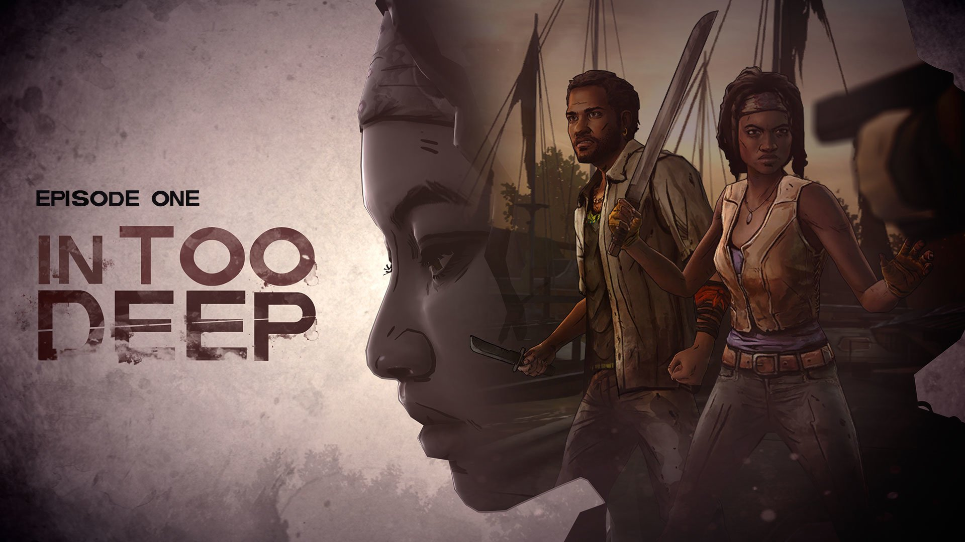 11 The Walking Dead Michonne Hd Wallpapers Background Images