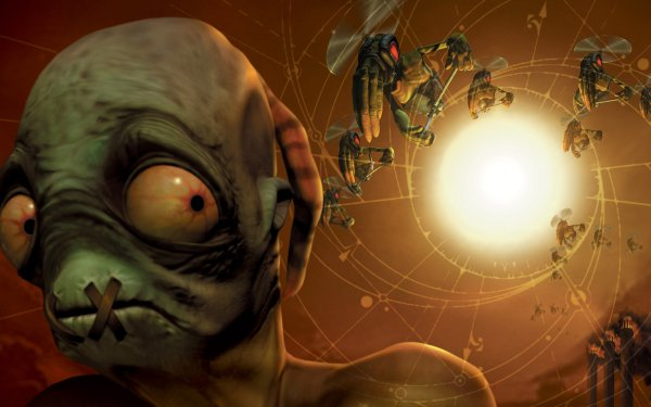 Video Game Oddworld: Abe's Oddysee HD Wallpaper   Background Image