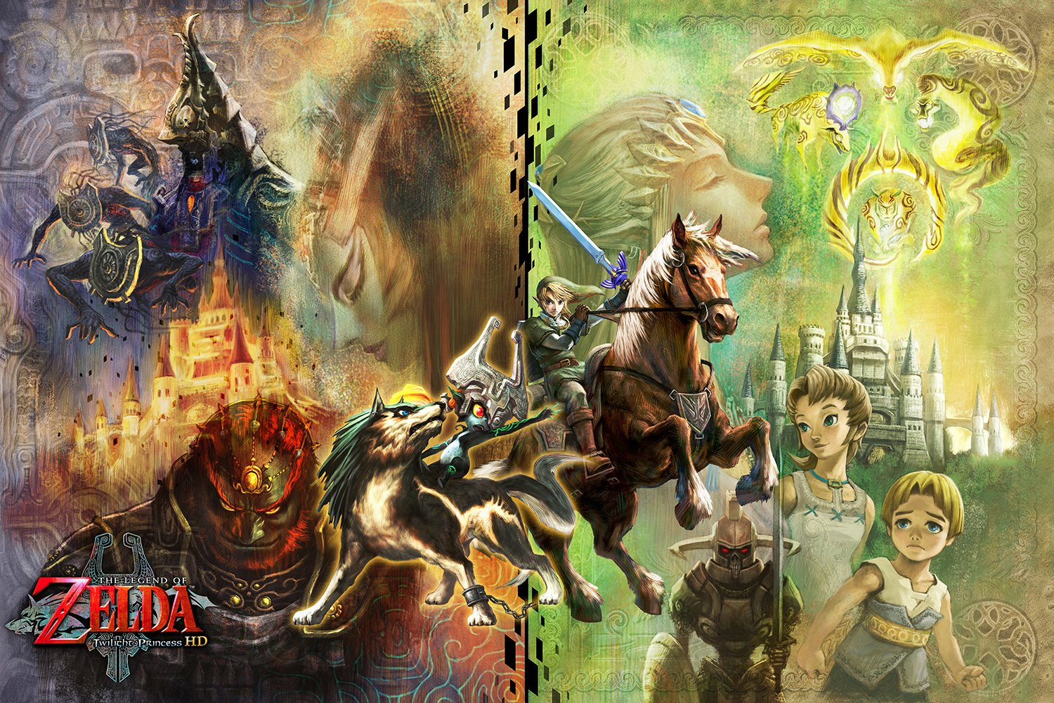 Bildergebnis für the legend of zelda twillight princess