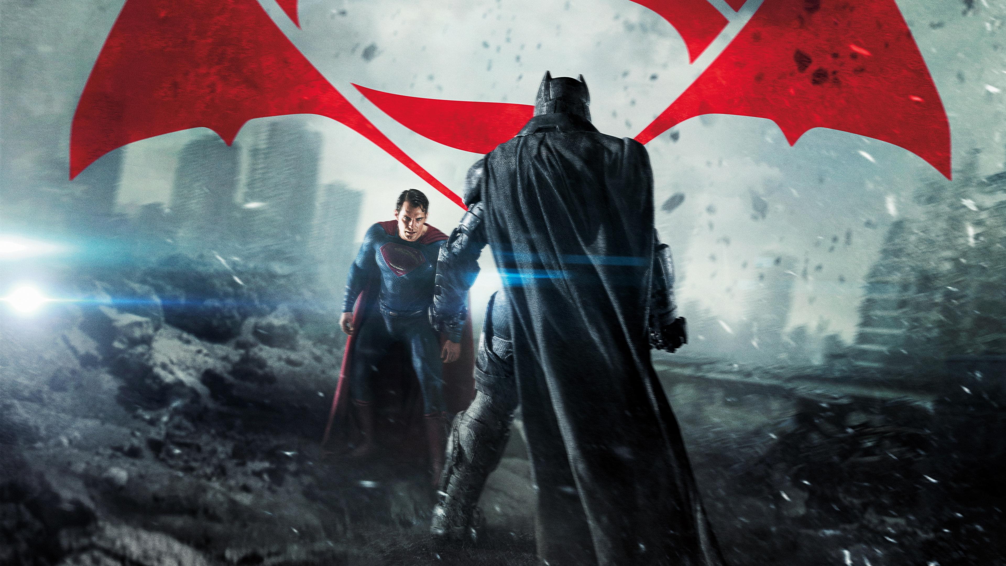 Batman Superman Wallpaper