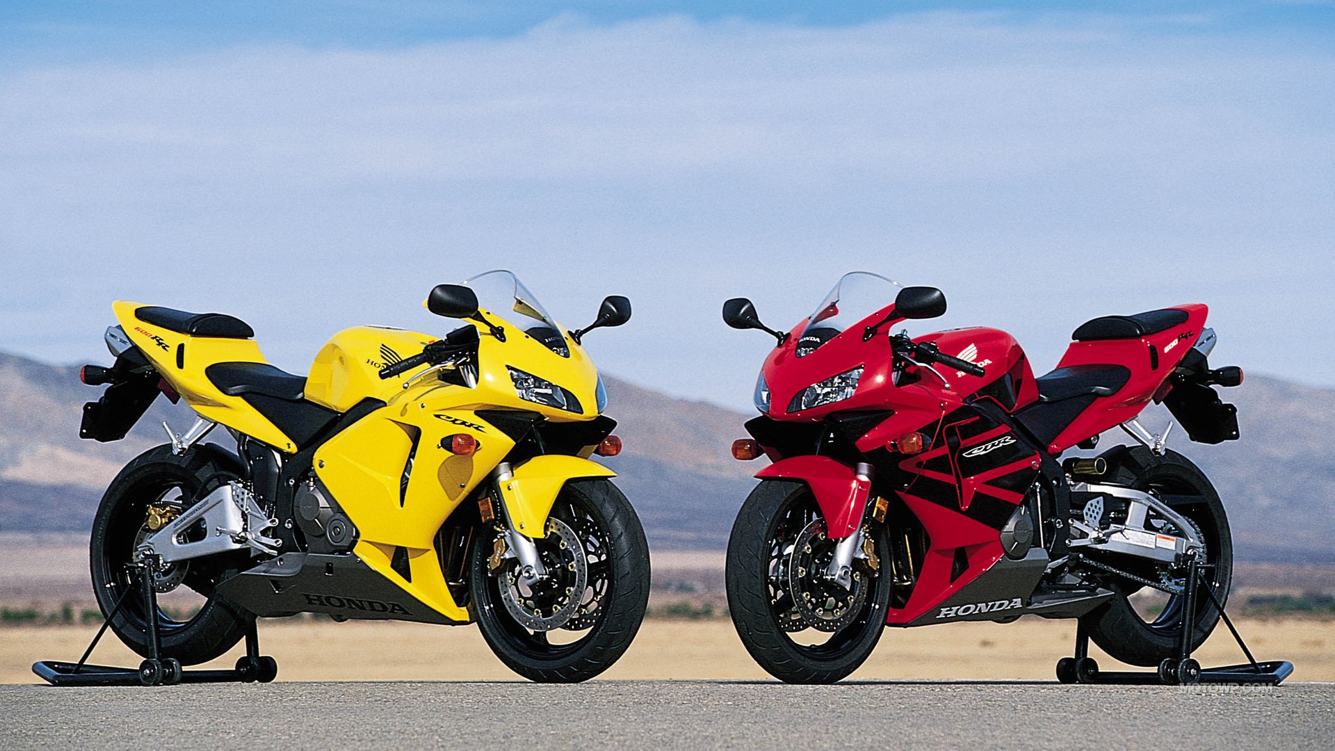 Honda CBR600RR Full HD Wallpaper And Background Image