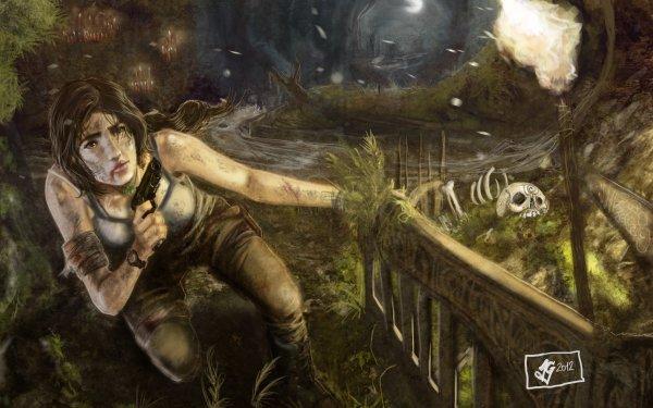 Video Game Tomb Raider (2013) Tomb Raider Lara Croft HD Wallpaper | Background Image