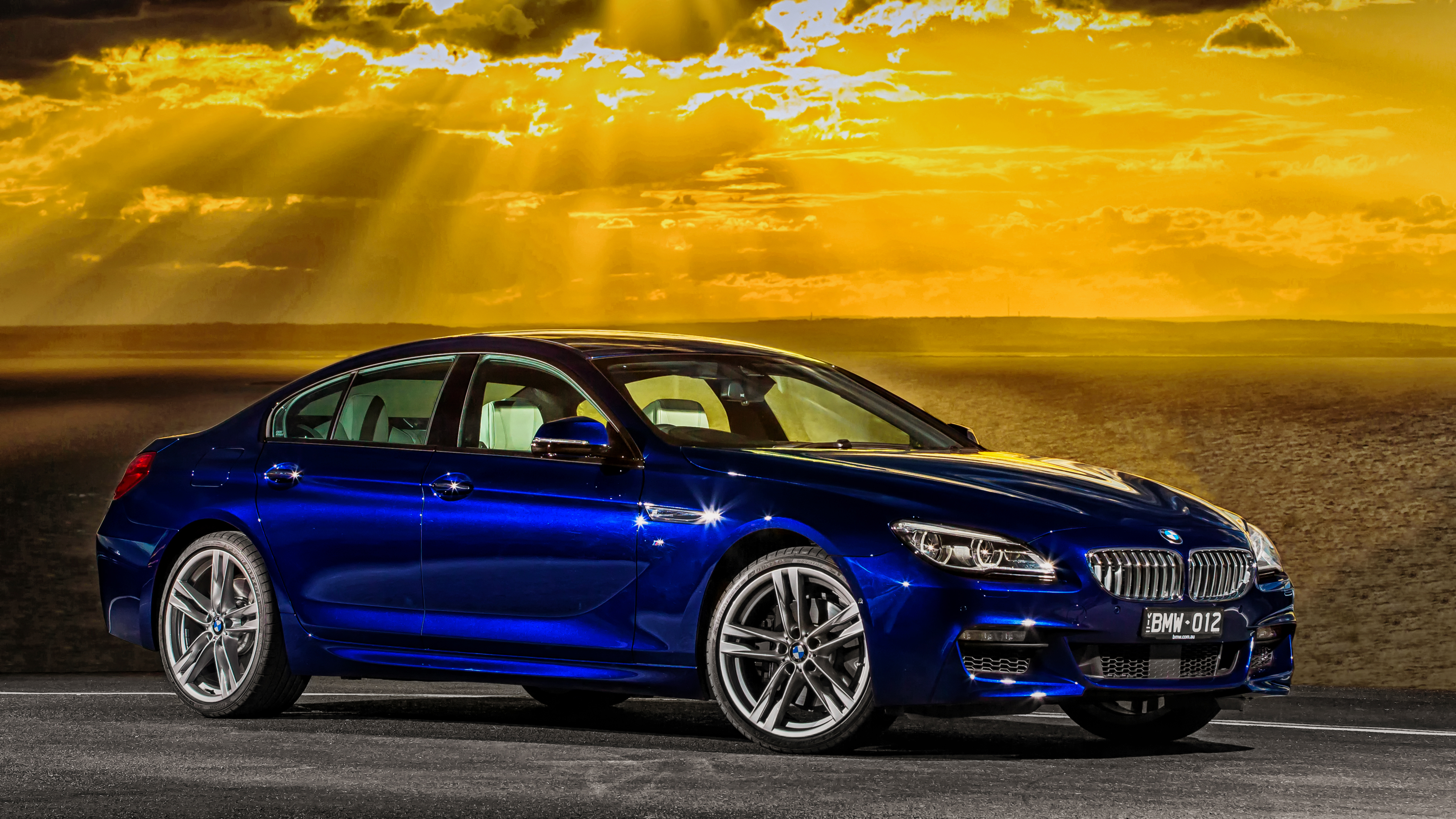 BMW M6 Coupe 4k Ultra HD Wallpaper | Background Image ...