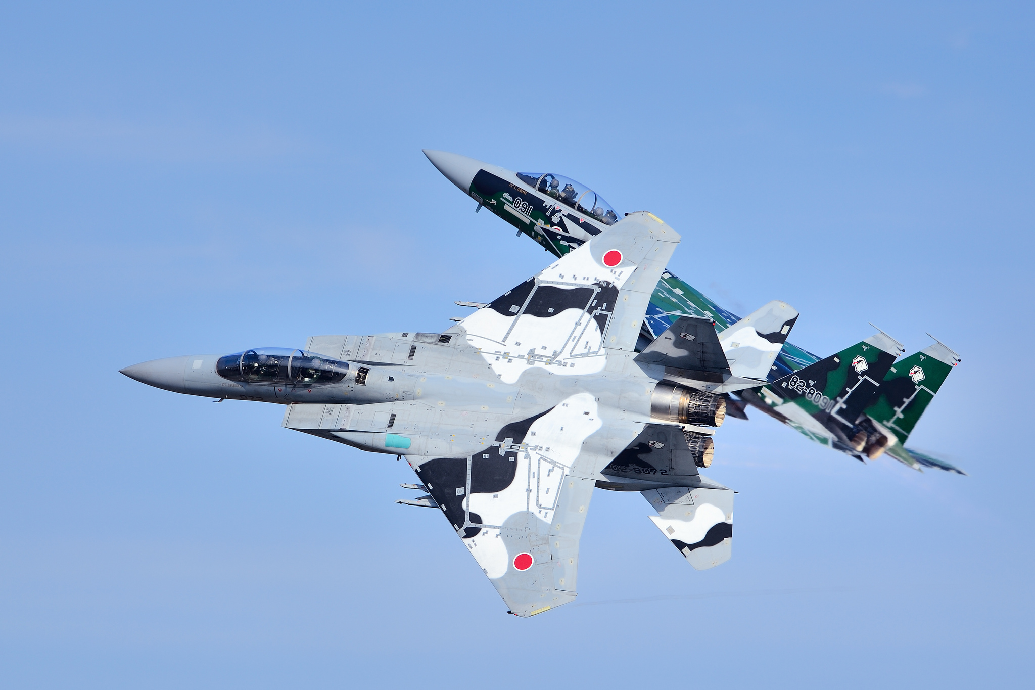 Обои Самолёт, f-15j. Авиация foto 13