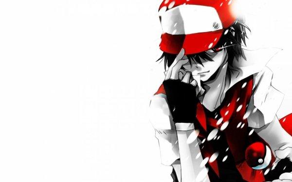 Videojuego Pokémon: Rojo y Azul Pokémon Red Chico Fondo de pantalla HD   Fondo de Escritorio