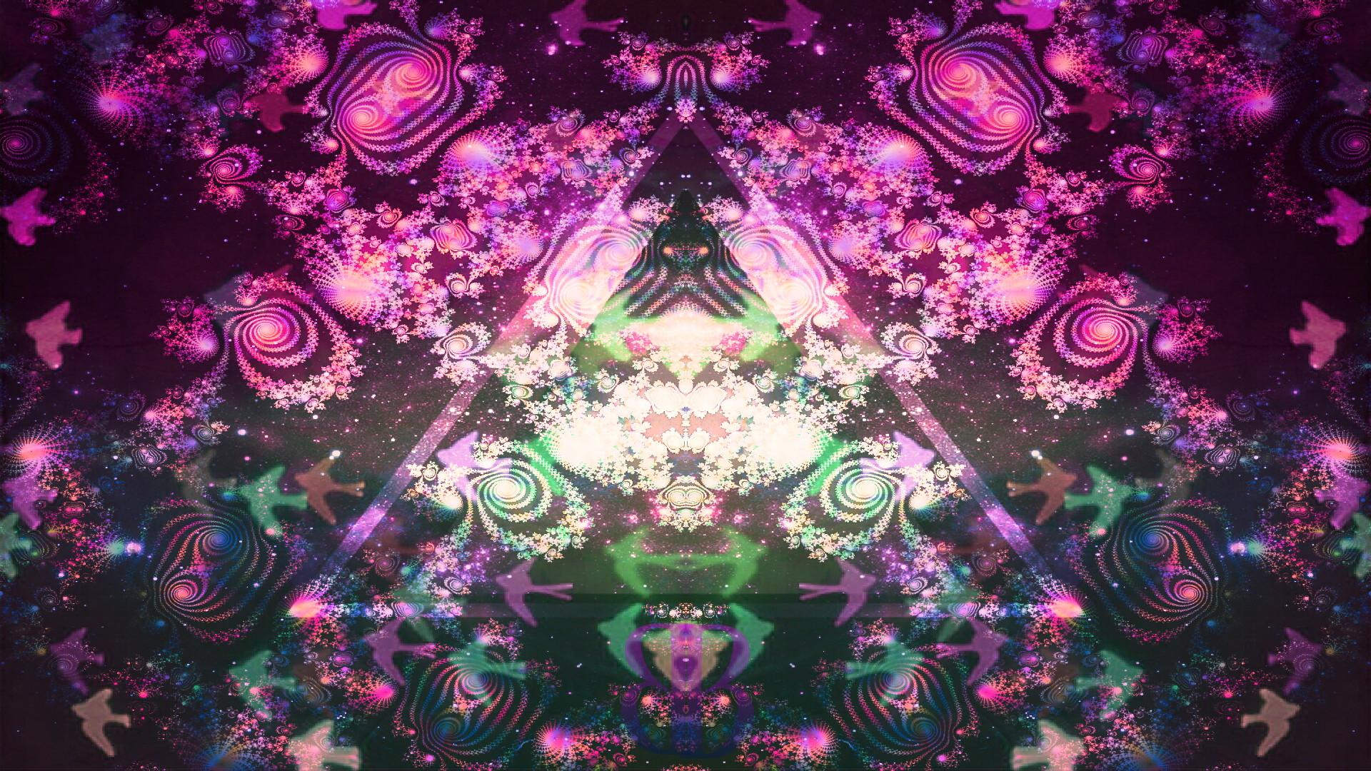 trippy galaxy wallpaper - photo #20