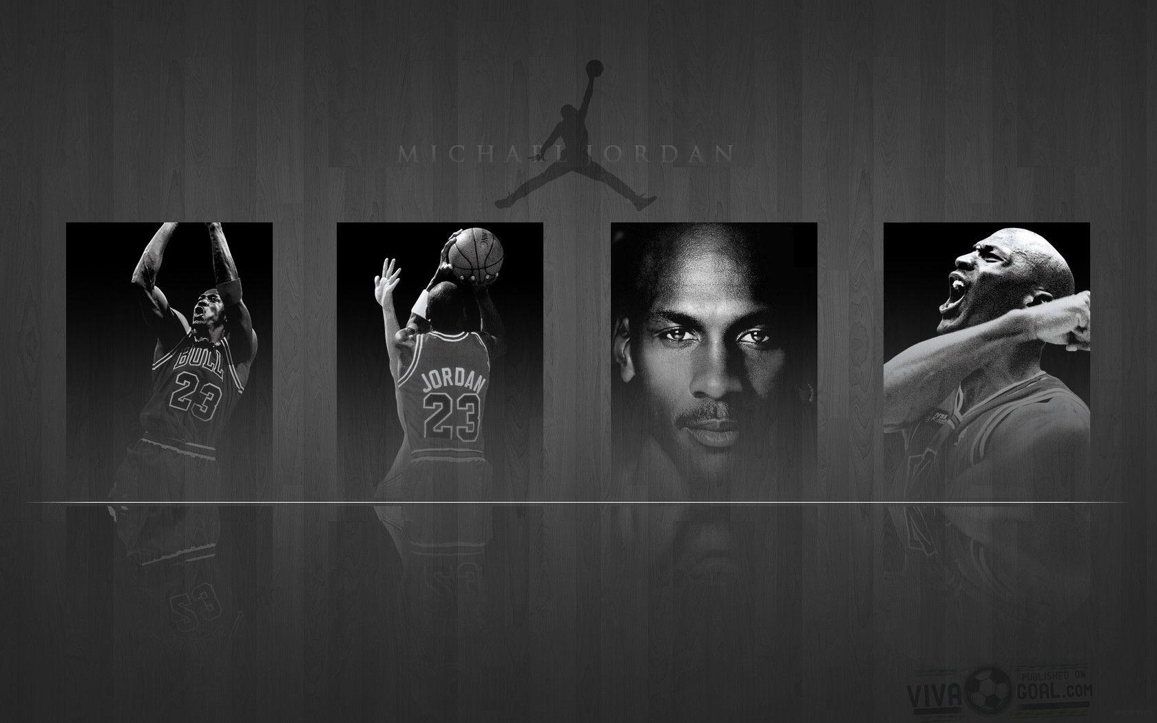 Michael Jordan Wallpaper And Background Image 1680x1050 Id