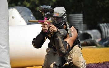 HD Wallpaper | Background ID:688888. 3872x2592 Sports Paintball