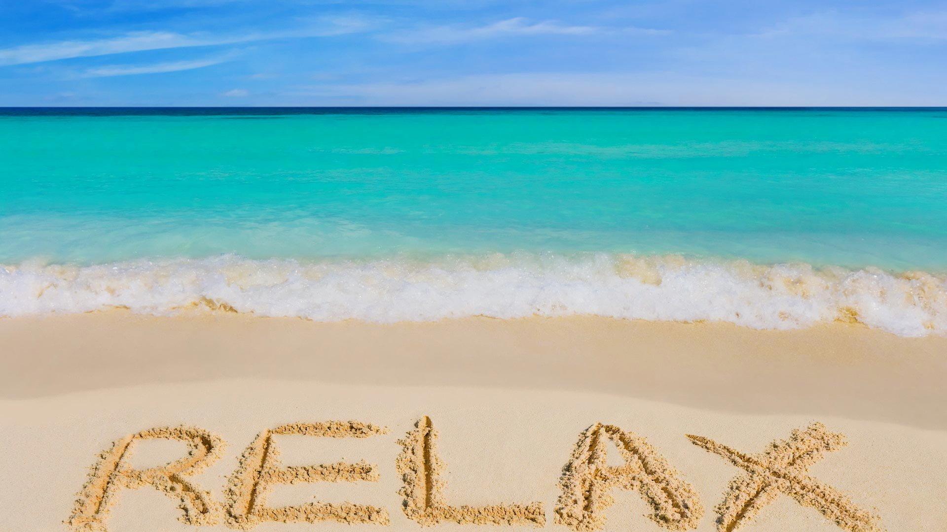 Playa Fondo De Pantalla HD