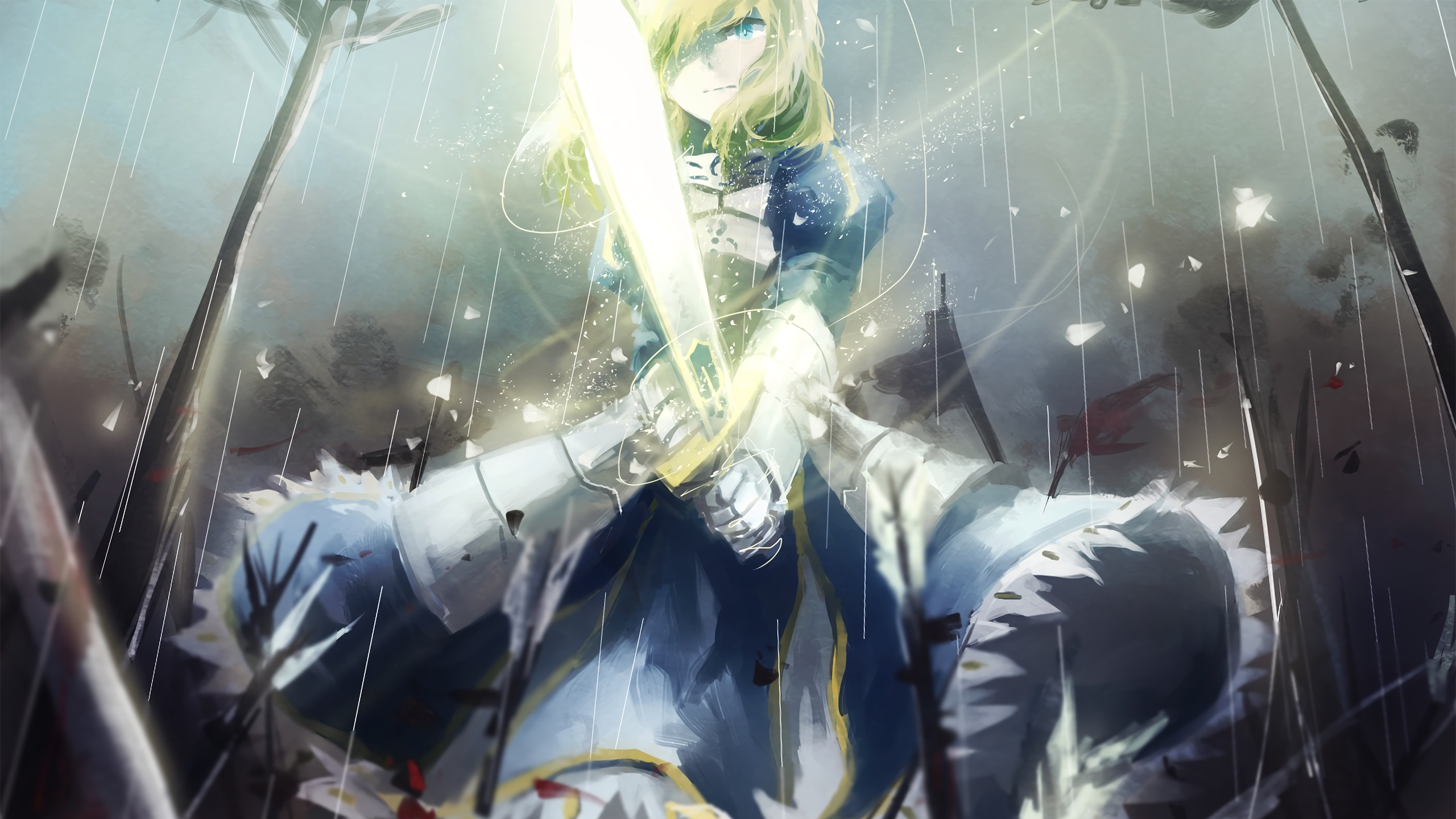 Fate night stay archer 5