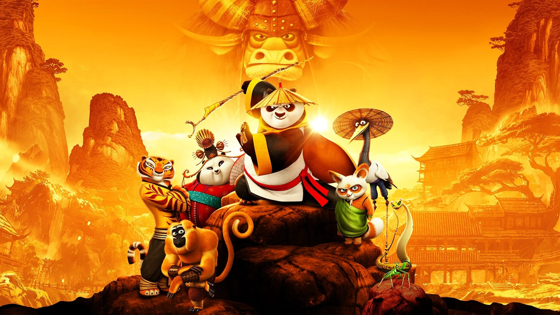 41 Po Kung Fu Panda Hd Wallpapers Background Images Wallpaper