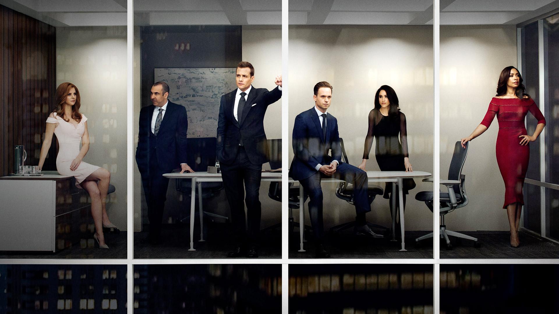 Suits Tv Show Wallpaper