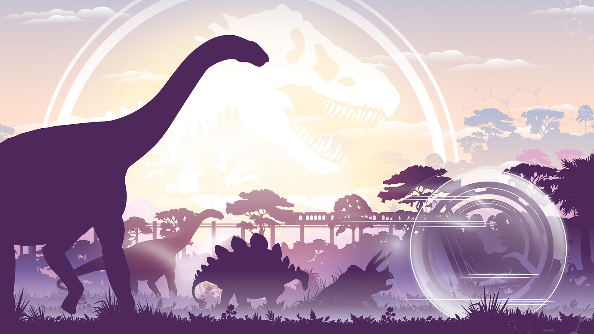 Jurassic world fond d 39 cran hd arri re plan 1920x1080 id 691387 wallpaper abyss - Telecharger jurassic park 4 ...