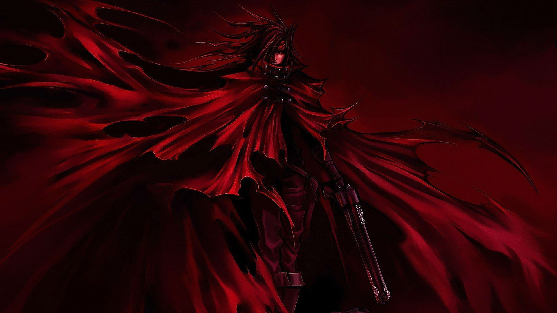 17 Vincent Valentine Hd Wallpapers Background Images Wallpaper Abyss