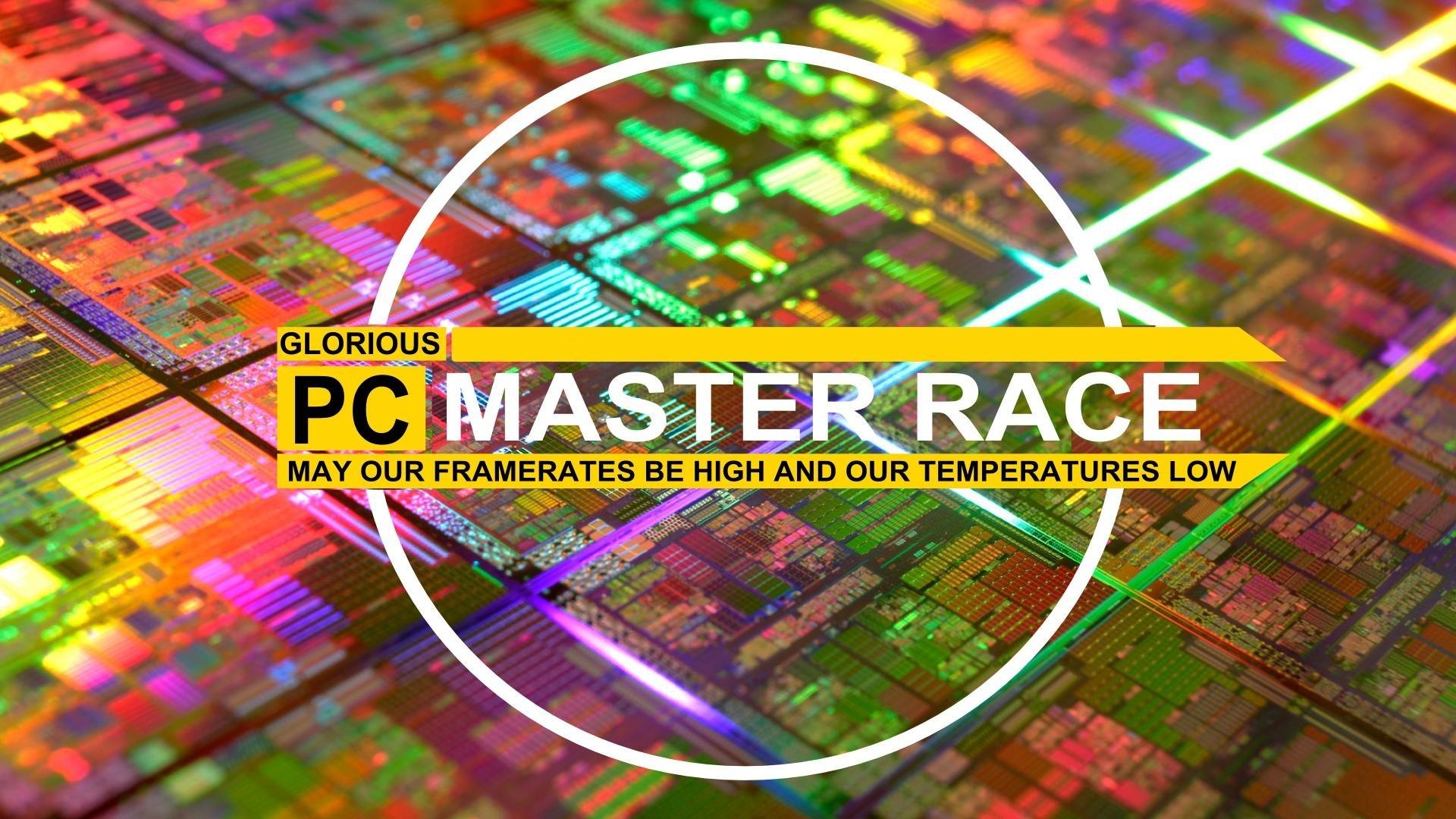 Pc Master Race Hd Wallpaper Background Image 1920x1080 Id