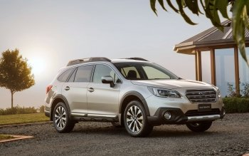 7 Subaru Outback HD Wallpapers